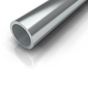 Труба круглая алюминиевая