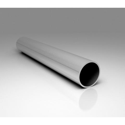 Труба алюминиевая АД31Т1 круглая анодированная 22х1