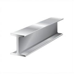 Двутавр алюминиевый АД31Т1 100x122x100x5x6x6000
