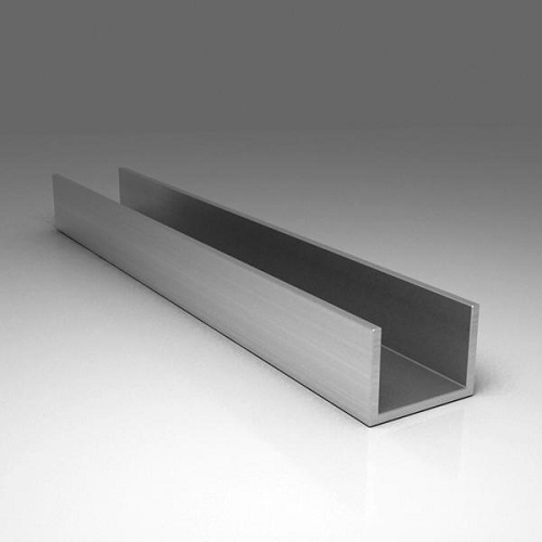 Швеллер алюминиевый АД31Т1 65x150x65x7x6000