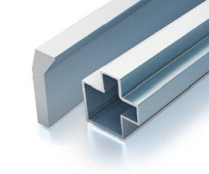Профили для вентиляции алюминиевый