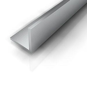 Уголок алюминиевый АД31Т1 100x100x10